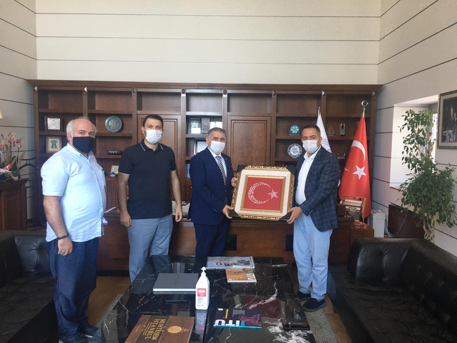 İTÜ Yeni Rektörü Prof. Dr. İsmail KOYUNCU